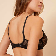 Simone Perele After Work Full Coverage Plunge Bra 15K319 Black