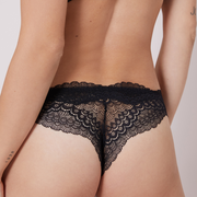Simone Perele Éclate Thong 13N710 Black