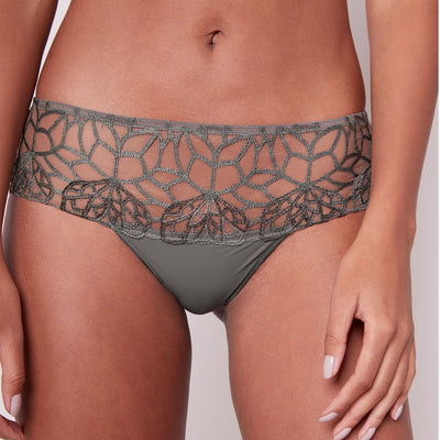 Simone Perele Java Boyshort 12G630 Grey