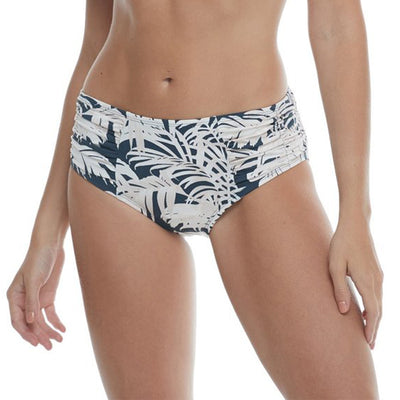 Skye Swim Alessia Bottom SK69839 Palm Navy