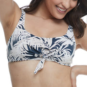 Skye Swim Mia Scoop Top SK698211 Navy