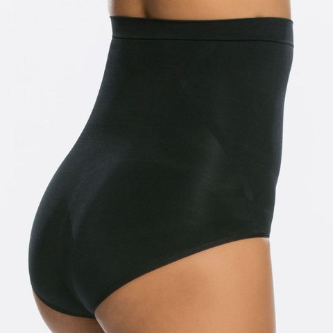 Spanx OnCore High Waisted Brief PS1815 Black Plus Size
