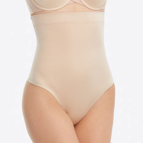 Spanx Suit Your Fancy High-Waisted Thong 10196R