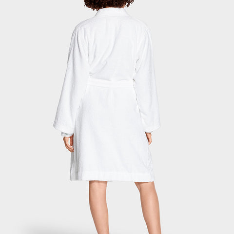 UGG Lorie Terry Robe 1100729 White