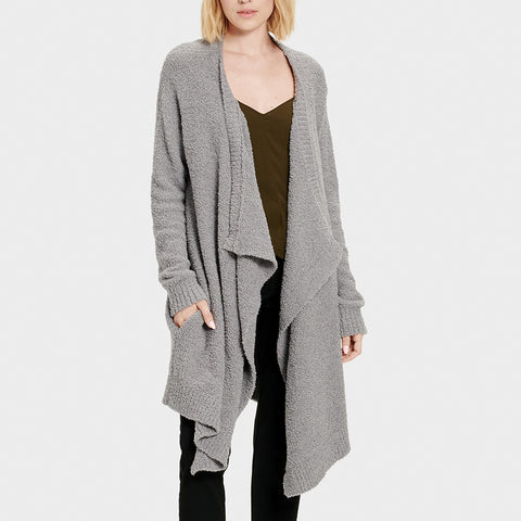 UGG Phoebe Wrap Cardigan 1106389 Grey