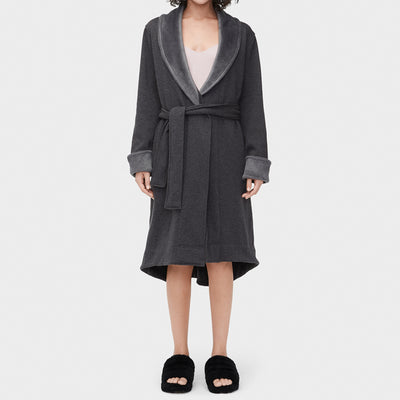 UGG Duffield II Robe 1095612 Blackbear
