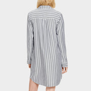 UGG Laura Stripe Sleep Dress 1103674 Navy