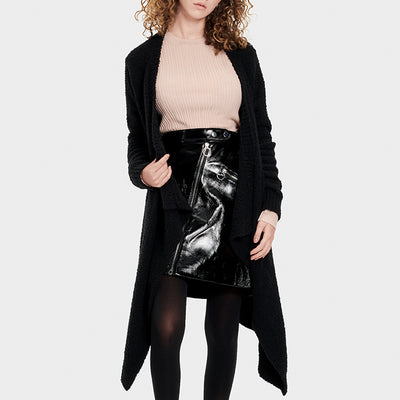 UGG Phoebe Wrap Cardigan 1106389 Black