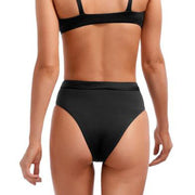 Vitamin A Lola High Waisted Swim Bottom 903B-ECB Black