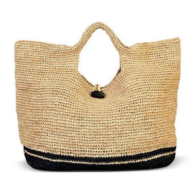 Vitamin A Tash Tote LBB-NAB Tote Bag Natural/Black