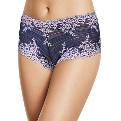 Wacoal Embrace Lace Boyshort 67491 Twilight