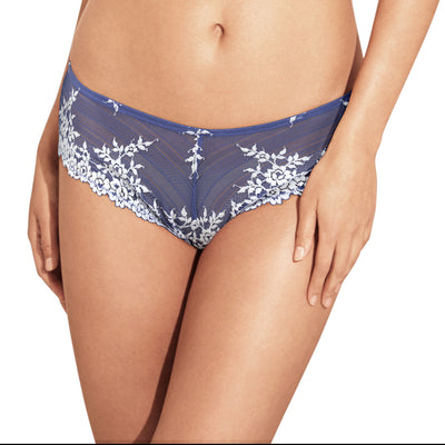 Wacoal Embrace Lace Tanga 848191 Denim