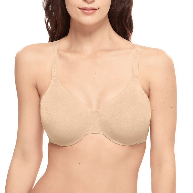 Wacoal Inside Edit Underwire Bra 855307 Sand