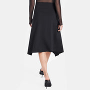 Wolford Black Golden Skirt 52692 Black