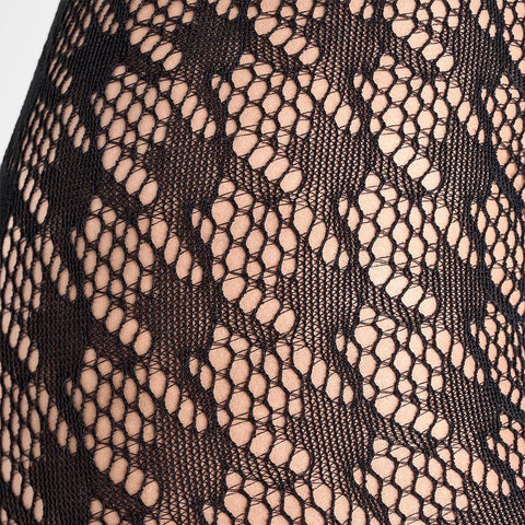 Wolford Dylan Tights 19285 Black