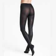 Wolford Snake Shimmer Tight 14768 Black