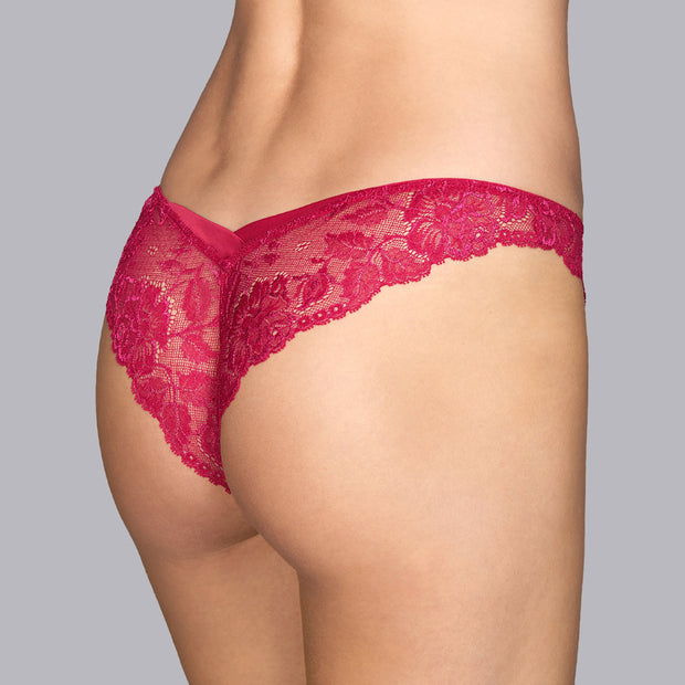 Andres Sarda Tiziano Italian Briefs 330-8756 Persian Red