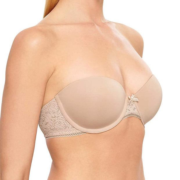 b.tempt'd Modern Method Strapless Bra 954217 Au Natural