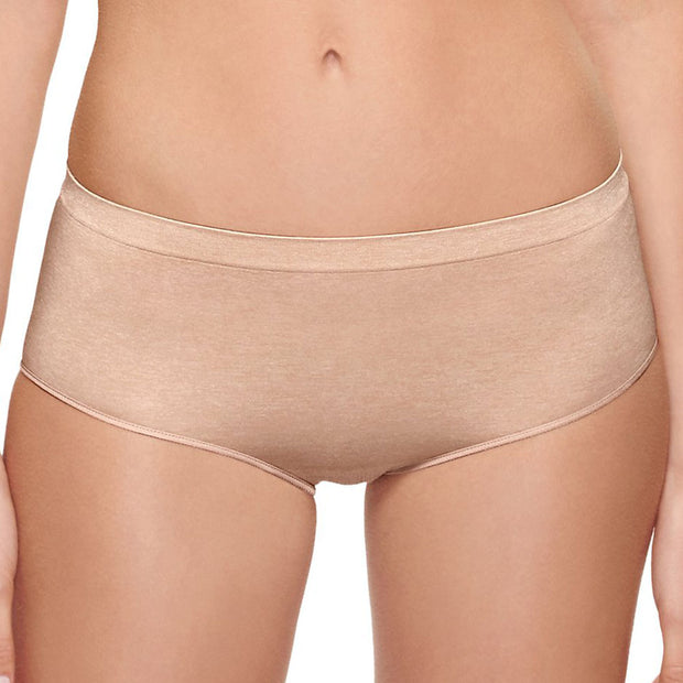 b.tempt'd b.splendid Hipster Brief 978255 DK Grey & Nude