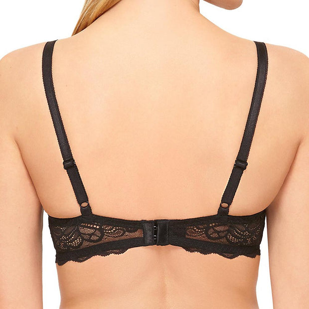 b.tempt'd Undisclosed Underwire Lace T-Shirt Bra 953257 Night