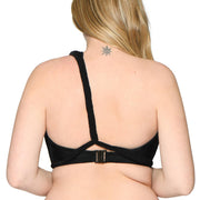 Curvy Kate Wrapsody Black Bandeau Bikini Top Cs5307 Black