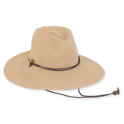 Sun 'N' Sand Ribbon Hat HH2203