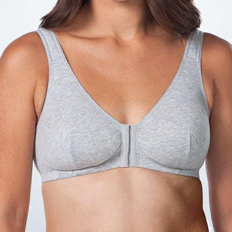 Leading Lady Leisure Bra 110 Heather Grey