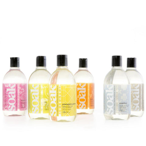 Soak Full Bottle 12 oz Wash S07 Multiple Scents