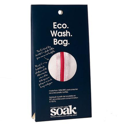 "Soak ECO Wash Bag Generous 16"" Hemisphere"