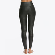 Spanx Faux Leather Leggings 2437