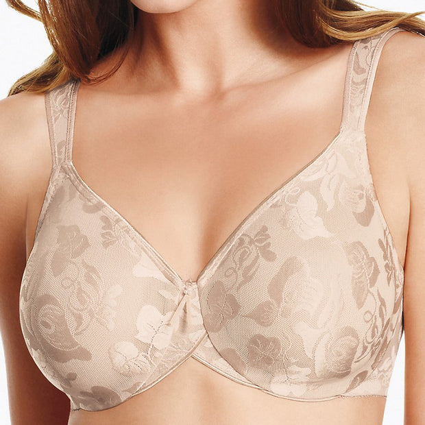 Wacoal Awareness Seamless Underwire Bra 85567 Nude