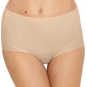 Wacoal Beyond Naked Cotton Blend Brief 870359 Basic Colors
