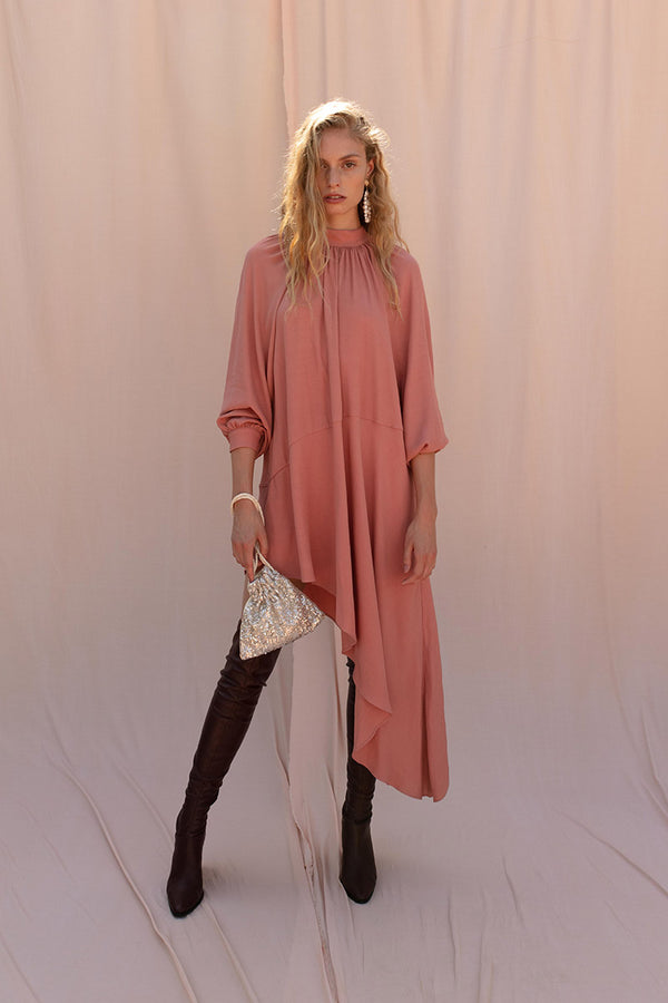 Libra dress. Mellow Rose