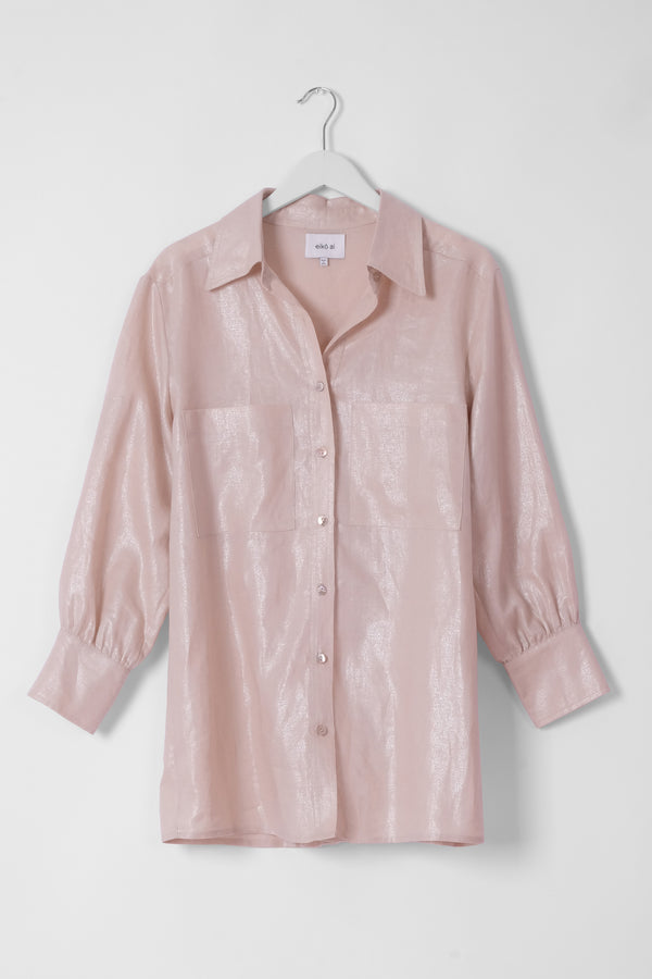 Theory Shirt Beige