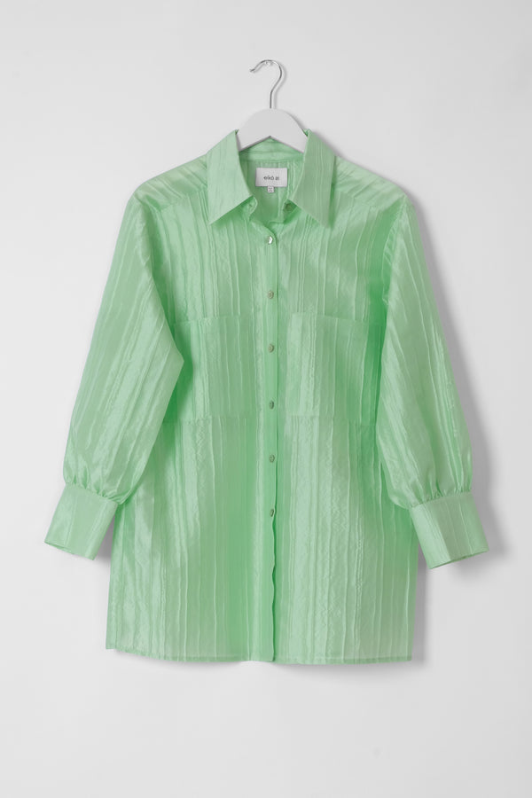 Theory Shirt Green