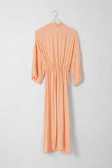 Chateau Dress Peach