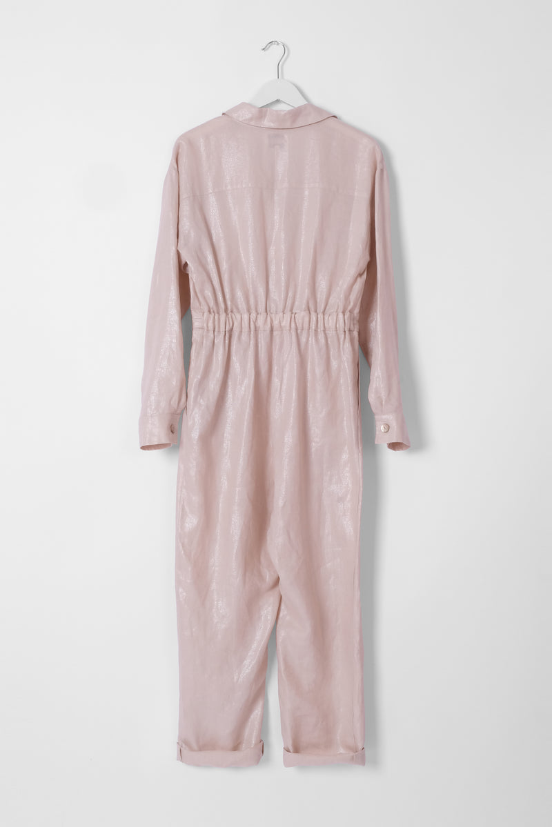Sagan Jumpsuit - Sand