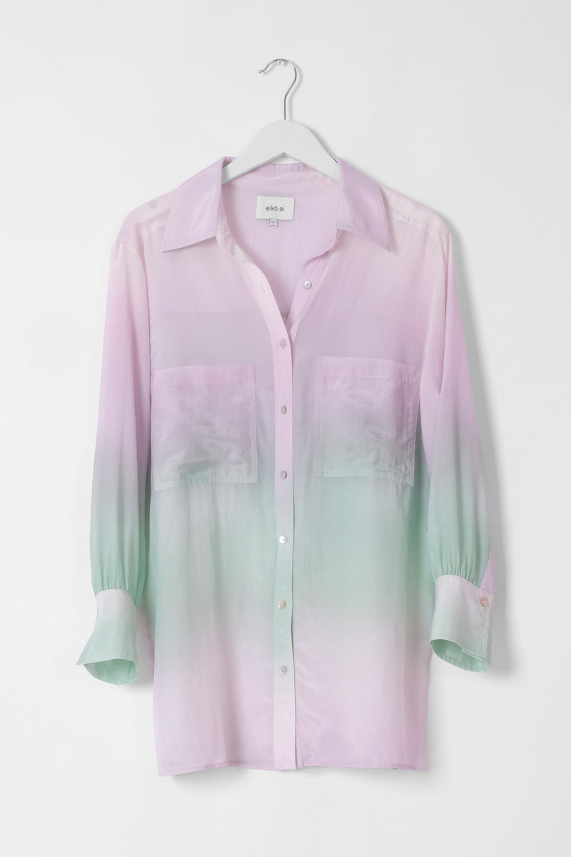Theory Shirt Ombré