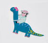 She-Rex Patch (Brontosaurus) - My-Tee Girls