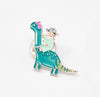 She-Rex Pin (Brontosaurus) - My-Tee Girls