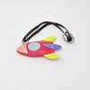 Rocket Ship Bag Charm/Keychain - My-Tee Girls