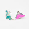 She-Rex Pin Bundle (Stegosaurus + Brontosaurus) - My-Tee Girls