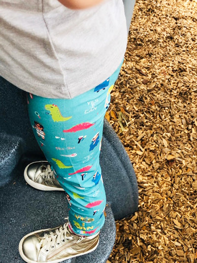 She-Rex Leggings - My-Tee Girls