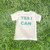You Code Girl YES I CAN Rhinestone T-Shirt in White