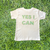 She-Rex YES I CAN Rhinestone T-Shirt (Green)