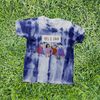 Women in Law | Limited Edition Tie-Dye Lady Justice T-Shirt - My-Tee Girls