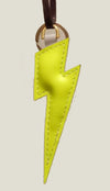 Lightning Bolt Bag Charm/Keychain - My-Tee Girls