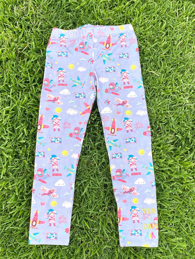 Fly-Girl Leggings - My-Tee Girls