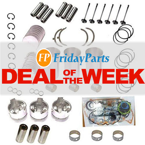 Fridayparts Deal