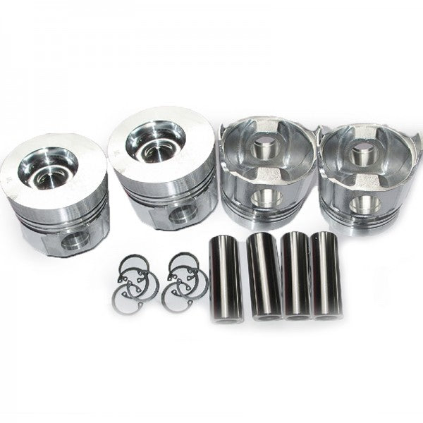 1 Set Piston with Pin for Perkins 404C-22T Engine